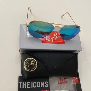 Ray-Ban aviator sunglasses RB3025 unisex size 58mm